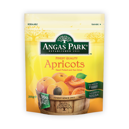 apricots 200g