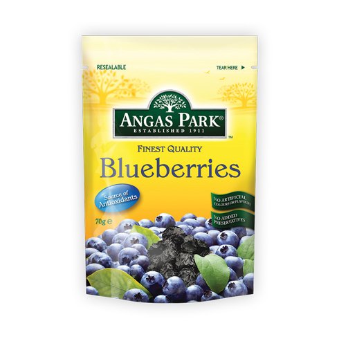 blueberries 70g